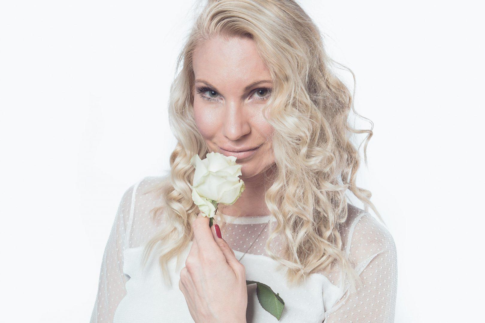 Bloggaren Malin Tiljas välgörenhetsprojekt med Rosenserien