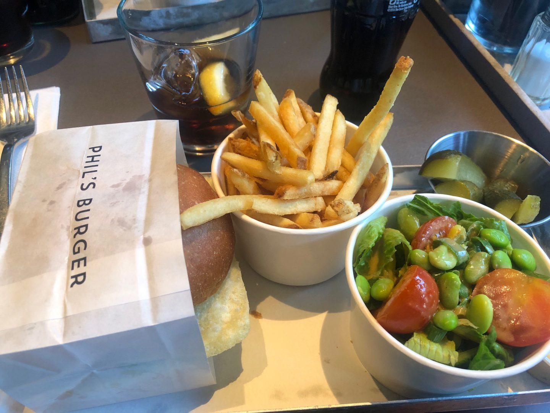 Uppsalas bästa Hamburgerrestaurang?