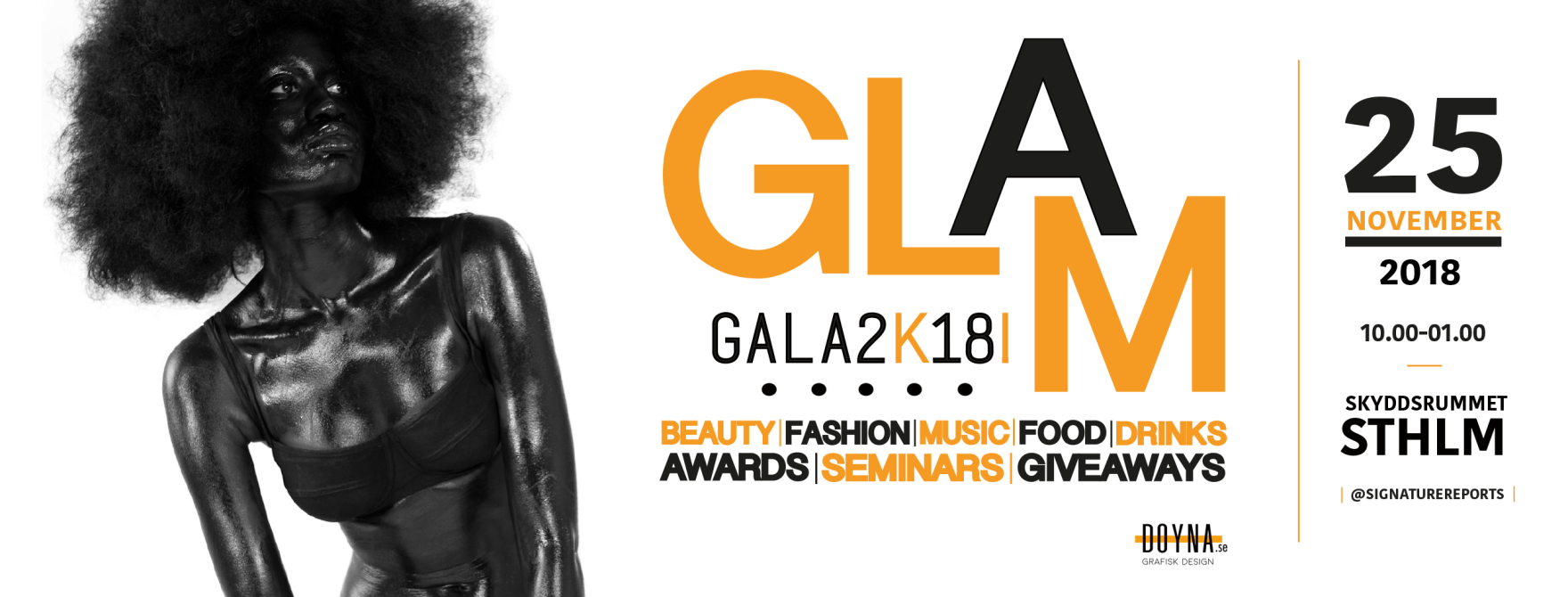 THE SIGNATURE AWARDS & GLAMATION GALA