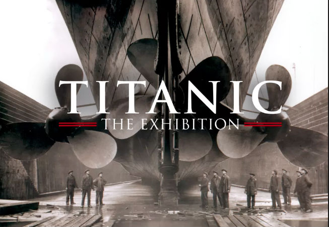 titanic the exibition