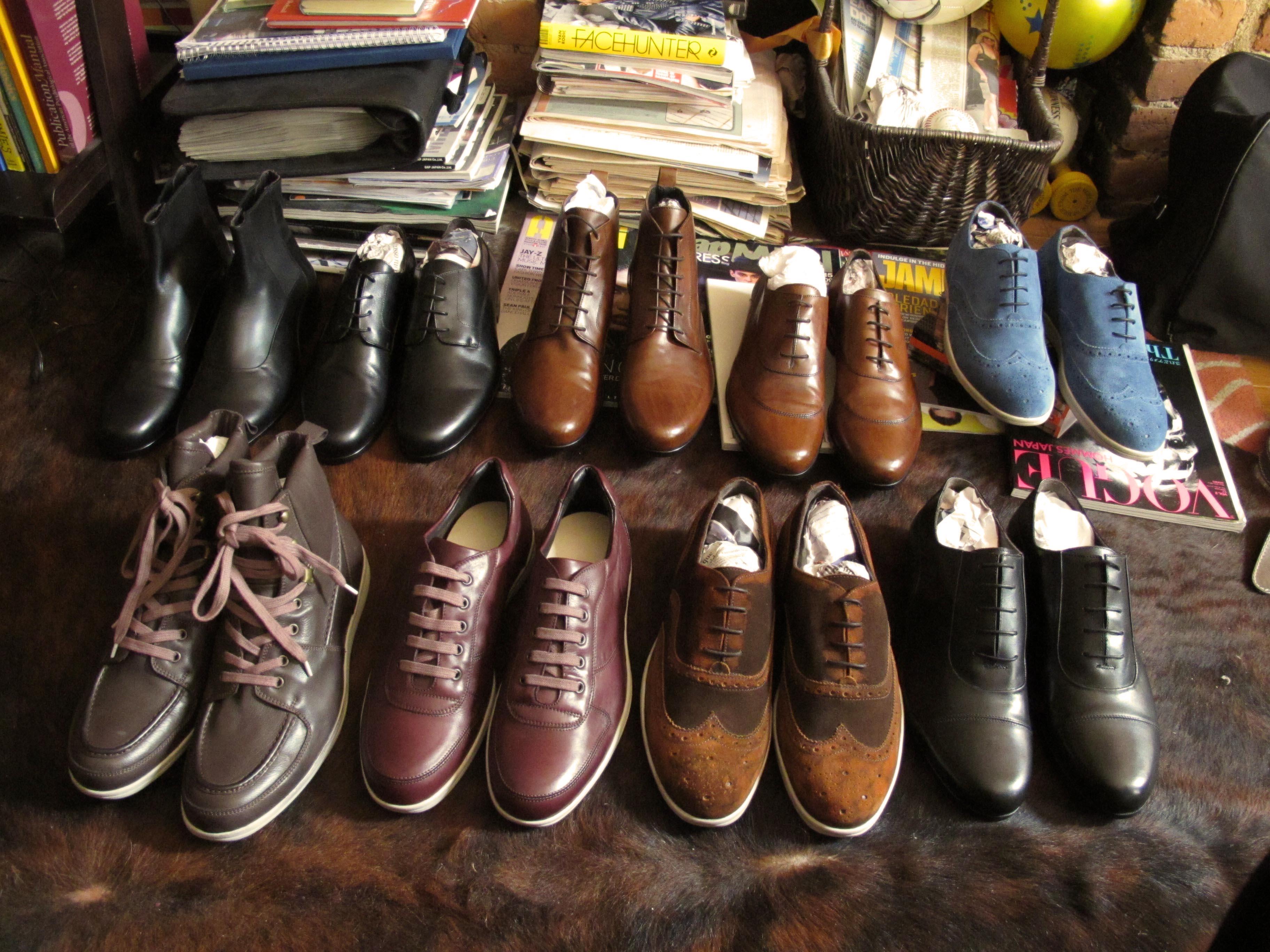 Så förlänger du livslängden på dina skor