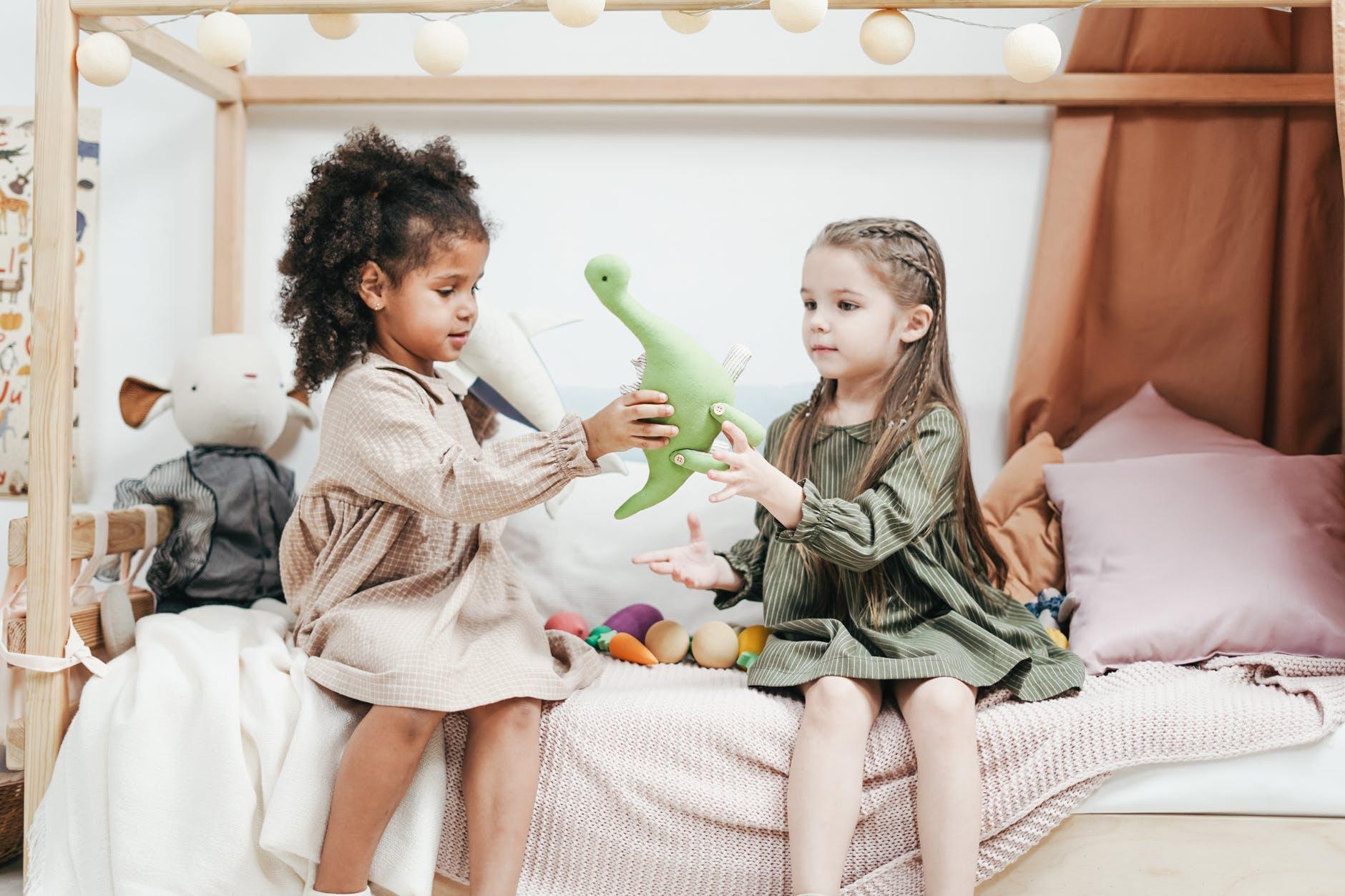 Bra tips för att inreda ett barnrum