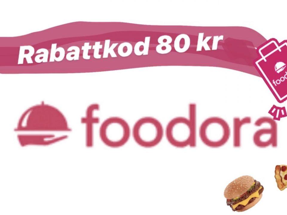 rabattkod-foodora