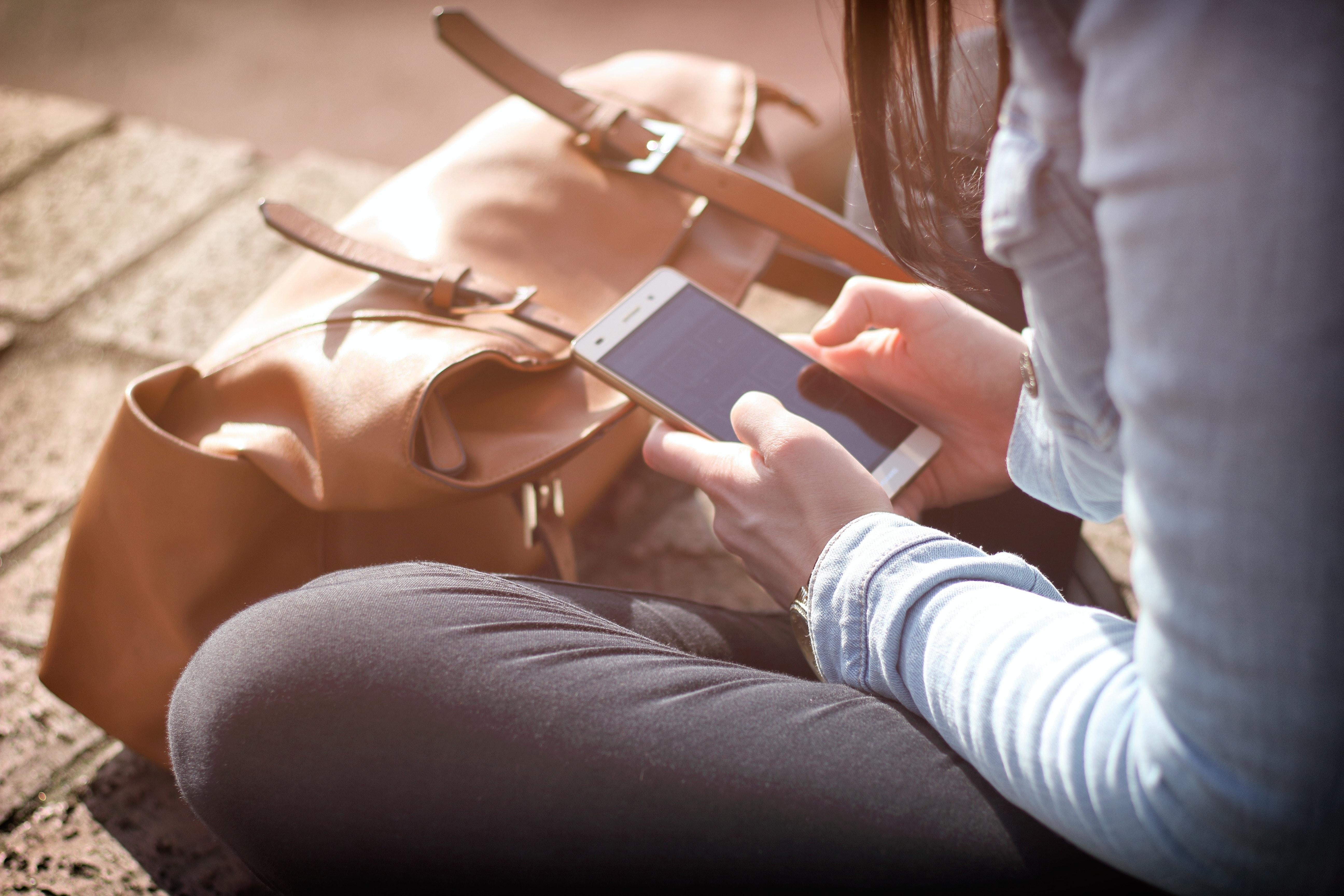 Hållbart att köpa begagnade mobiltelefoner
