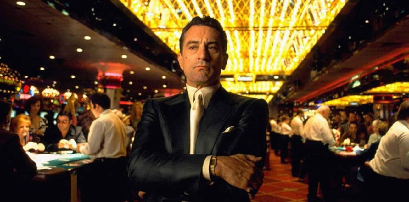 Omnämnanden av kasinon i filmer och tv-serier