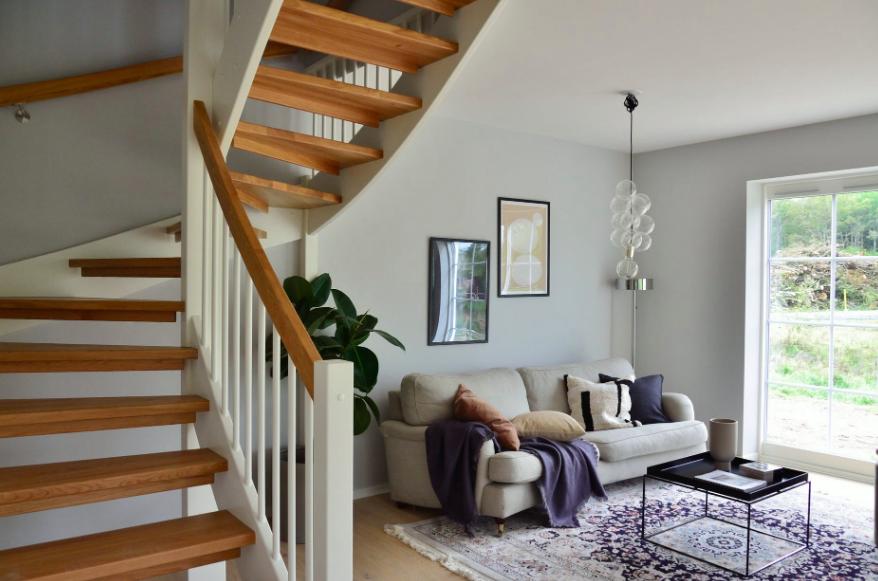 Enkel metod för att ge din trappa ett nytt liv